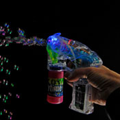 LED BUBBLE GUN 2018