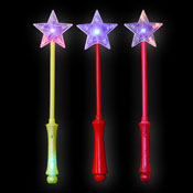 LED MYSTERY STAR COLORS ASSORTED
