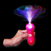 LED MAGIC STICK BONBON SPINNER
