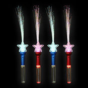 LED MAGIC STICK GLITTER WATER STAR
