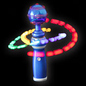 LED MEGA CIRCUS WIRBLER SPACEBALL