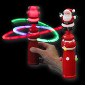 LED MEGA SPINNER KERSTMAN