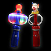 LED OMEGA WIRBLER CLOWN