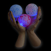 LED JUGGLING BALLS EVA