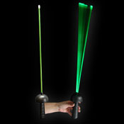 LED LASER EPEE GREEN