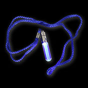 MINI FLASHLIGHT BLAU