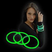 LIGHTROPE WRISTLACE GREEN