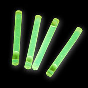 MINI LIGHT 39x4 MM GREEN