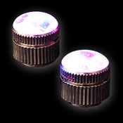 MAGNET BLINKY 12mm BLAU/ROT