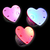 MAGNETIC BLINKY HEART