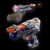 LED LASER GUN ORION