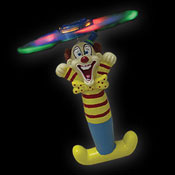 LED ROTOR COMIC CLOWN