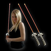 LED LASER EPEE RED