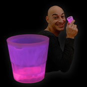 SHOT GLOW CUP 50ml PINK