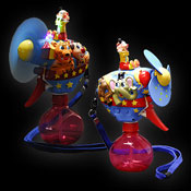 LED WATER WIND CLOWN