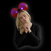 LED AERO HEADGEAR MOUSE EARS inflatable