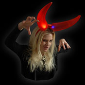 LED AERO HEADGEAR BIG DEVIL inflatable