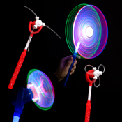LED STRAW SPINNER INFINITY