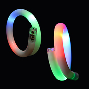LED WRAPPED BRACELET WHITE