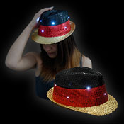 SEQUIN HAT GERMANY