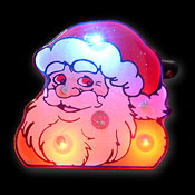 LED YELLY PIN KERSTMAN