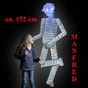 LED HALLOWEEN DECORATION FIGURINE MANFRED