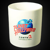 CUP PLANET HOLLYWOOD